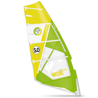 North Windsurfing - Volt HD 2017 - The Zu Boardsports