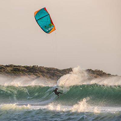 Airush Wave Blue Reefer Kite 2017 Weiterer Wassersport