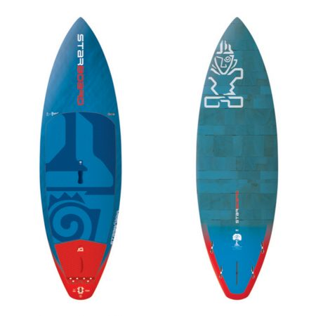 Starboard Pro Blue Carbon 2018