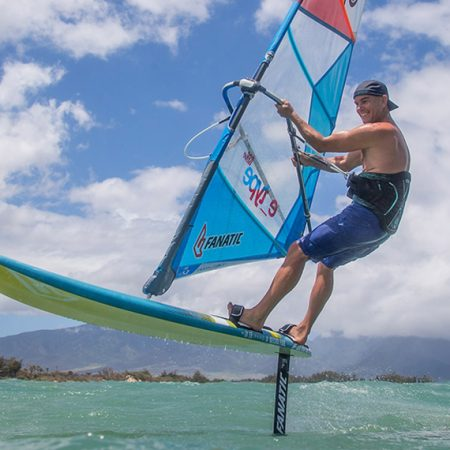 Fanatic Gecko Windsurf Foil Edition 2018