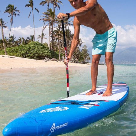 Fanatic Ray Air 2018 Inflatable SUP