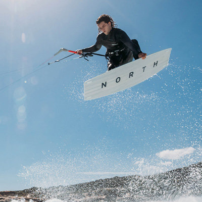 North Kiteboarding 2020 Flare - The Zu Boardsports