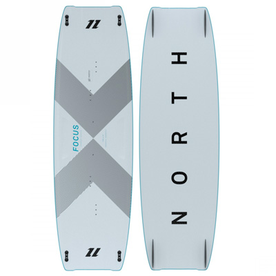 North Kiteboarding 2020 - Focus Carbon - The Zu Boardsports