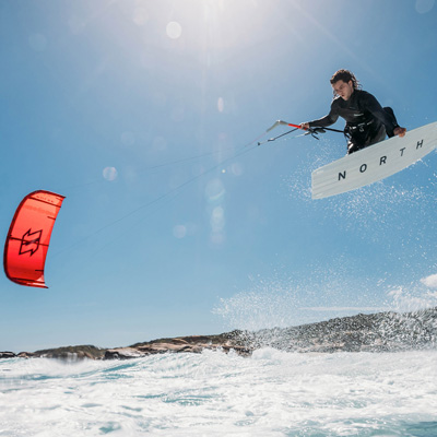 2020 North Kiteboarding - Pulse - The Zu Boardsports