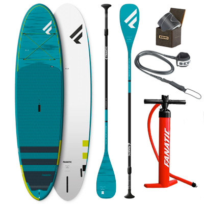 Fanatic Fly 2020 SUP Package - The Zu Boardsports