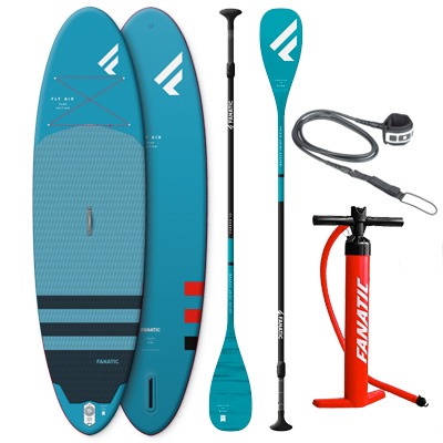 Fanatic Fly Air 2020 SUP Package - The Zu Boardsports