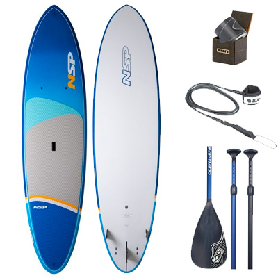 NSP Element 2020 SUP Package - The Zu Boardsports