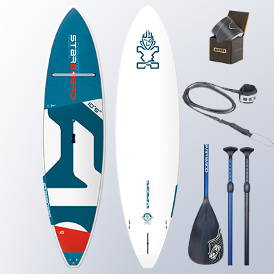 "Starboard Widepoint 10'5"" 2020 SUP Package"